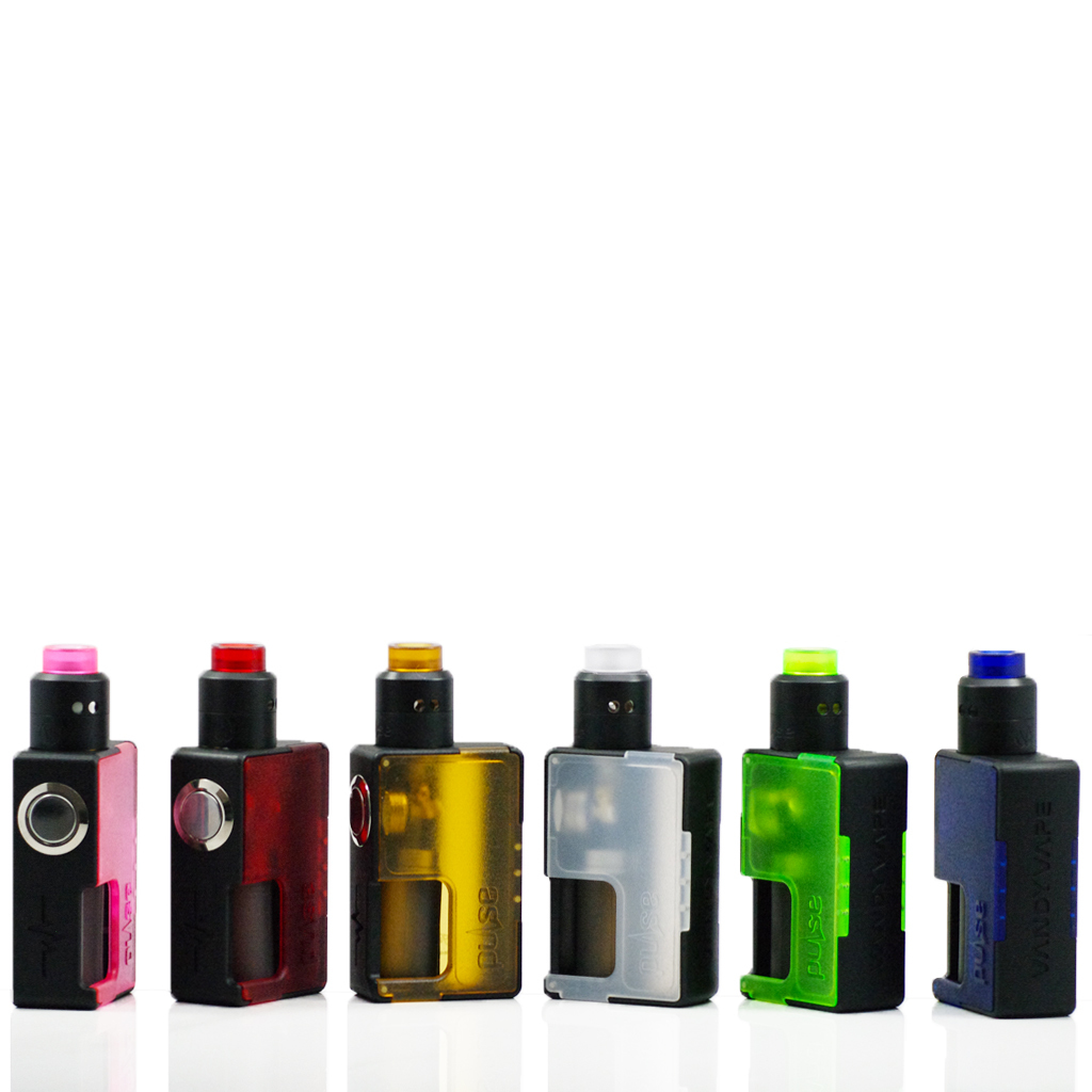 Vandy Vape Pulse BF Box Mod Kit (Sqounker) - El Vapeador